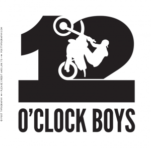 12 O'Clock Boys logo