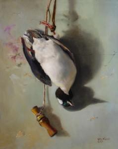 Duck by Patricia Bennett