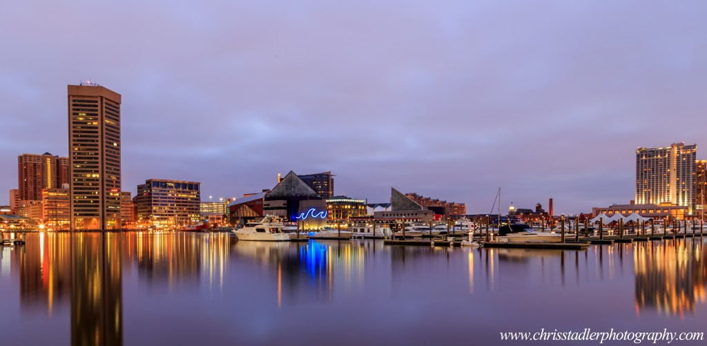 Inner Harbor by Chris Stadler