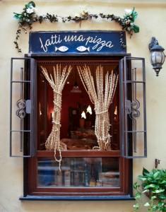 Pasta Curtains, Portovenere Italy