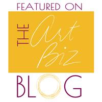 Art Biz Blog Contributor Badge