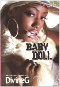 Tasleema Yasin on the cover of Baby Doll