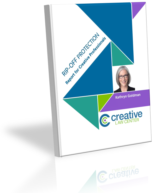 Rip-Off Protection Report for Creative Professionals